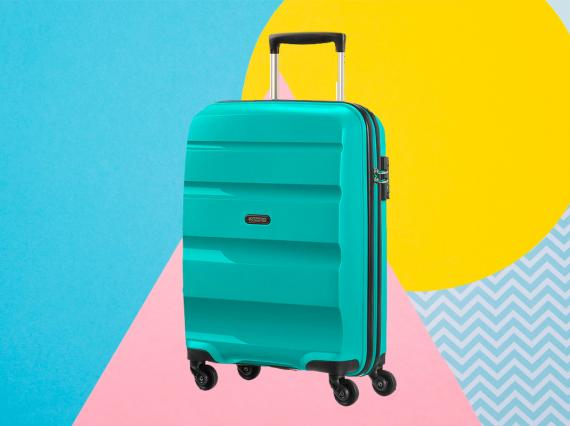 Amazon ofertas: maleta de viaje American Tourister por 66 euros (40%)