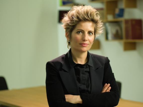 Gloria Fluxà, vicepresidenta y responsable de Sostenibilidad Grupo Iberostar