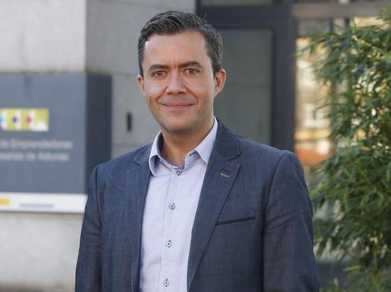 Diego Isabel La Moneda, director del Foro NESI.