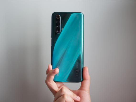 Análisis Realme X50 5G