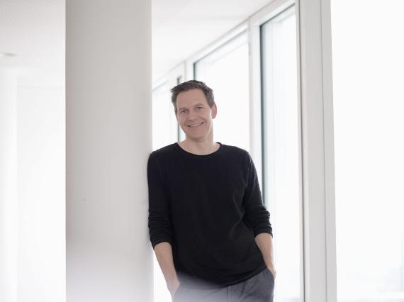 Axel Hefer, CEO de Trivago.