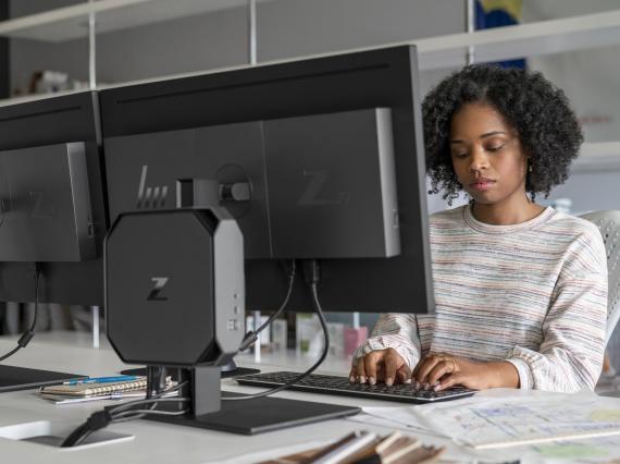Los nuevos ordenadores HP Serie Z cambian para adaptarse al teletrabajo y la nueva normalidad