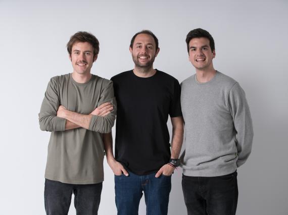 Equipo de la startup de moda Minimalism