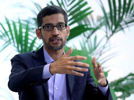Google se propone ser una tecnológica verde
