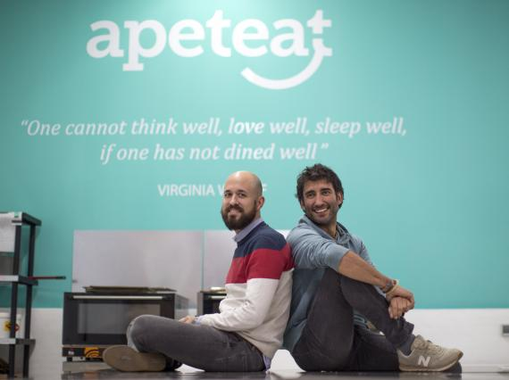 Fundadores de Apeteat