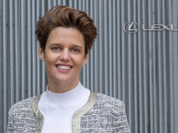 Mar Pieltain, directora de Lexus España