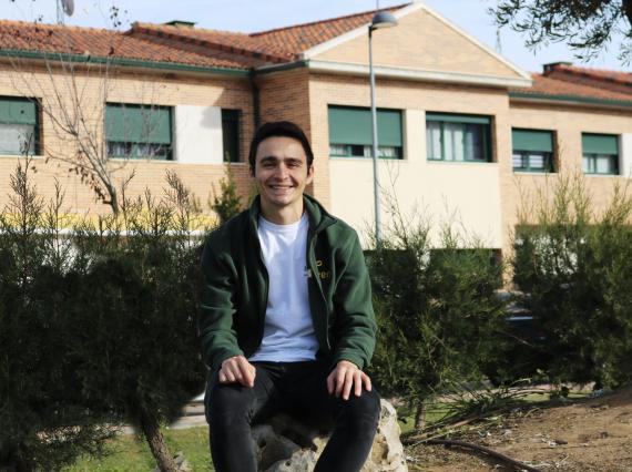 Mario Fernández, CEO de Hobeen