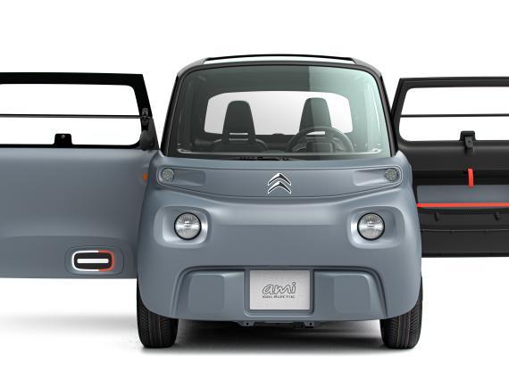 Citroën Ami_100% eléctrico_1