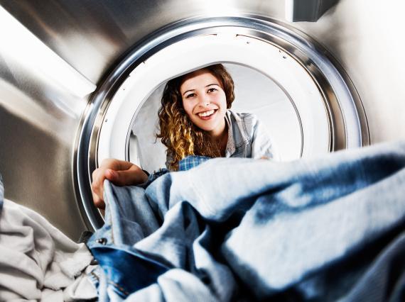 Ropa lavadora