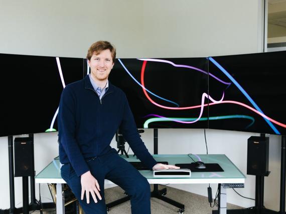 Austin Russell, CEO de Luminar
