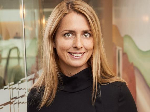 Helena Helmersson, CEO de H&M
