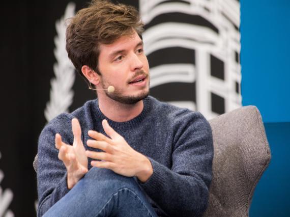 Pablo González, CEO de Trivu