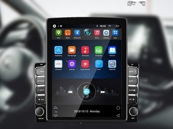 Radio 2 DIN Android Auto