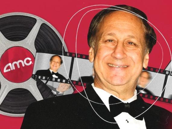 Adam Aron, CEO de AMC.
