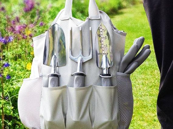 Kit de jardinería