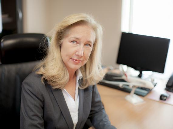 Monika White, directora general de Emirates en España.