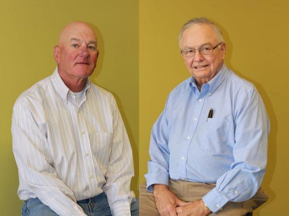 Tom Tymon y Frank Fox.
