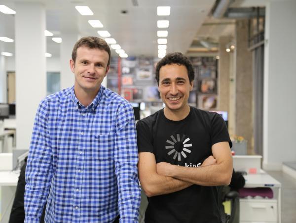 Jon Uriarte y Ander Michelena, All Iron Ventures
