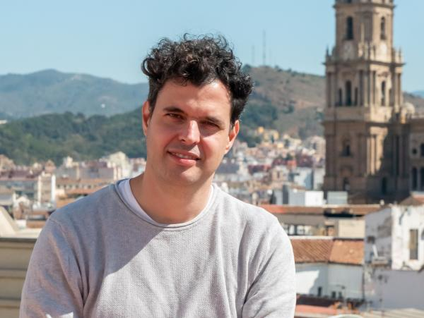 Luis Hernández, cofundador de Uptodown