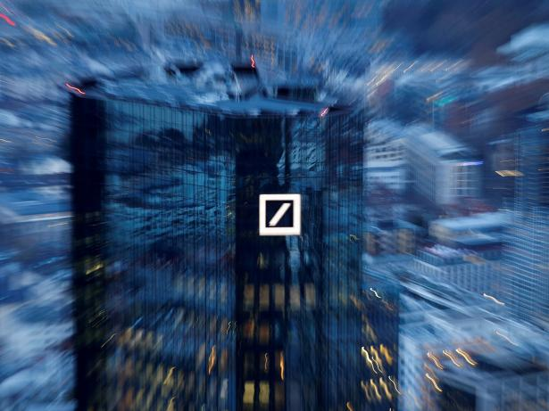 Sede del Deutsche Bank en Frankfurt