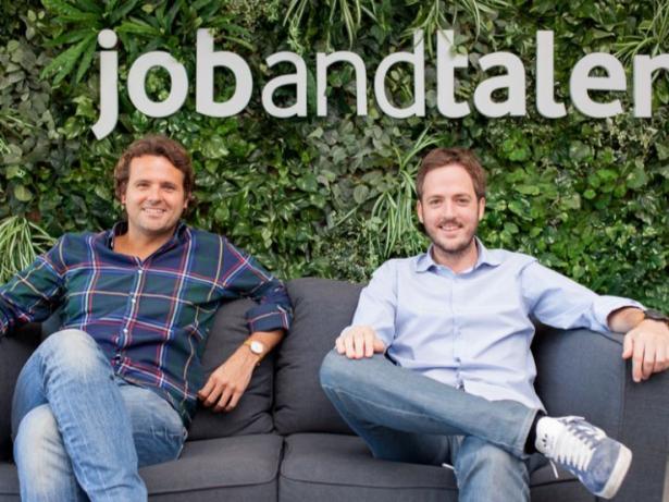 Juan Urdiales y Enrique Navio, fundadores de Jobandtalent