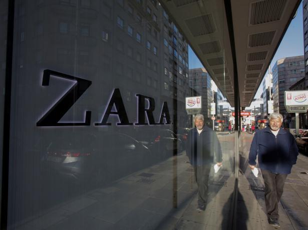 Tienda Zara de Pontevedra