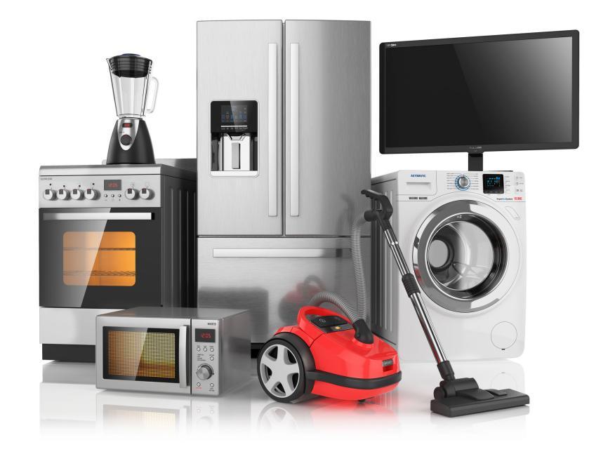 Aparatos electrónicos del hogar