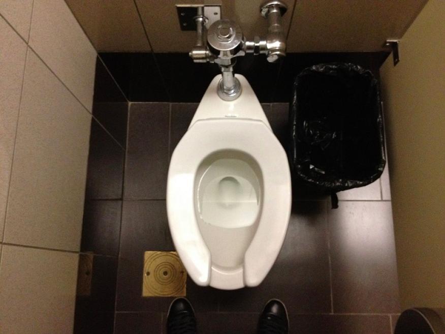 Consejo: No hagas una entrevista telefónica en el baño.