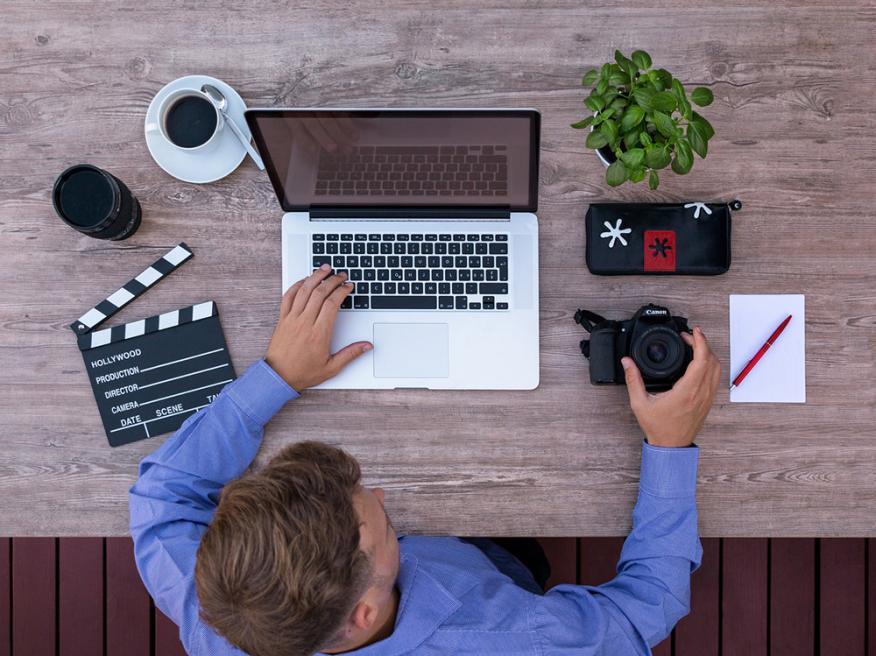 Creación de vídeos en YouTube