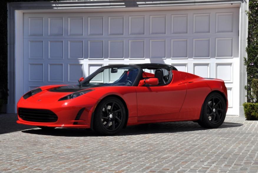 La historia de Tesla: así empezó todo con el Roadster