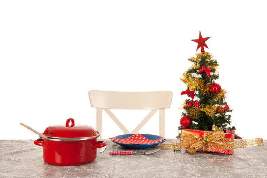 Cada vez más gente pasa la Navidad en soledad.