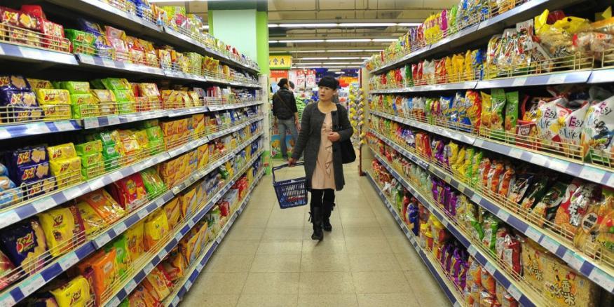 China quiere terminar con los 'Made in Taiwan' en los supermercados