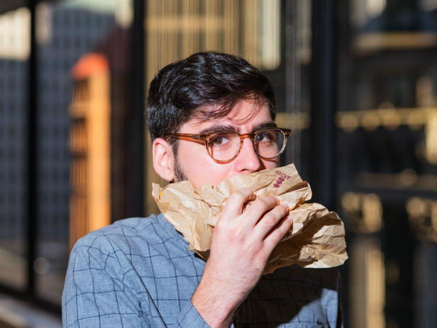 Tras una semana de calvario gastronómico, no podía volver a oír hablar de comida rápida.