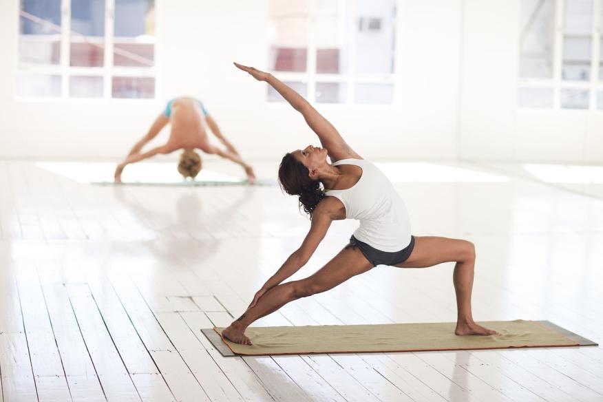 Fitness y Yoga