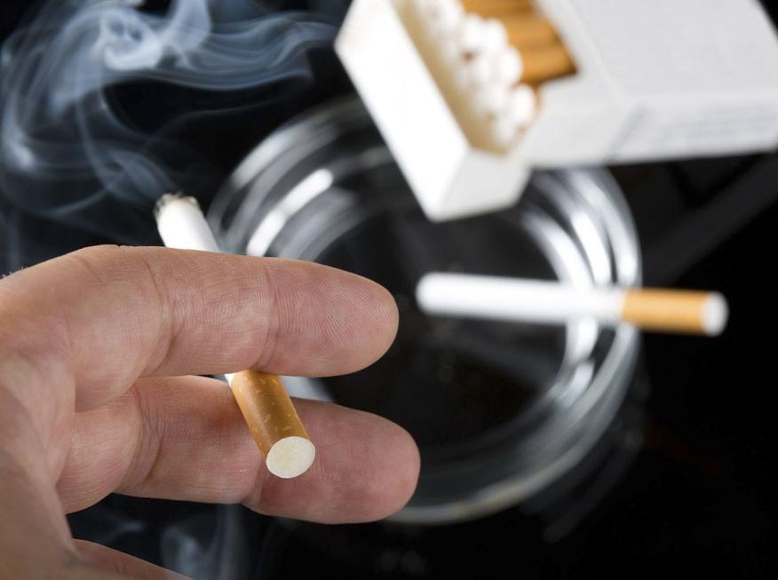 Malos hábitos, tabaco y humo