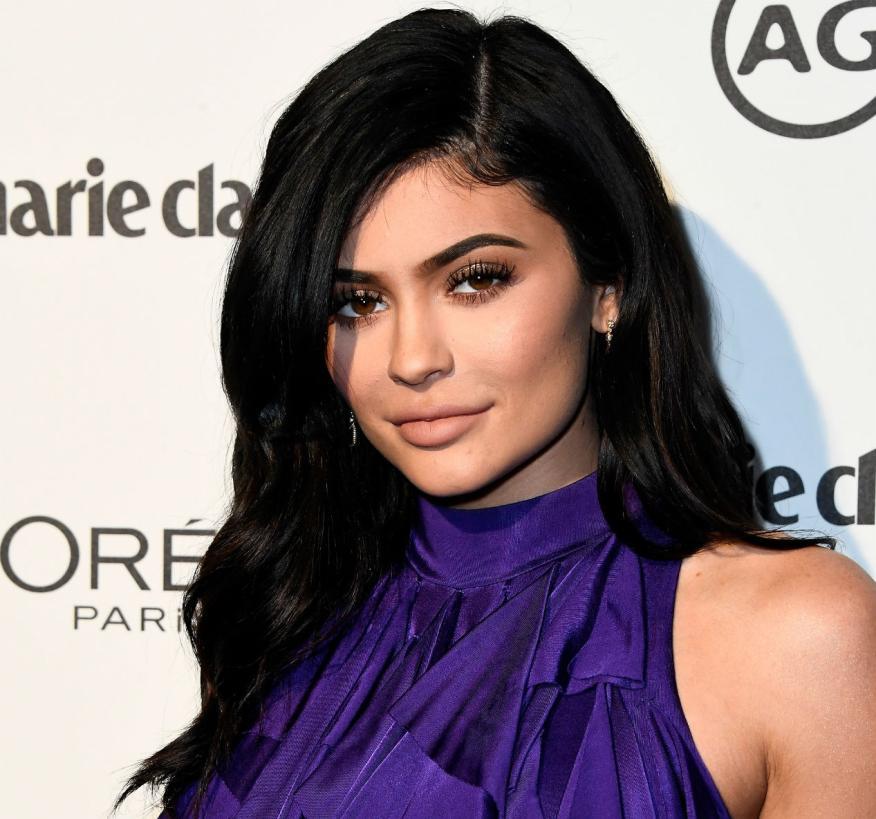 Kylie Jenner en una fiesta en enero de 2017 en Los Angeles, California.