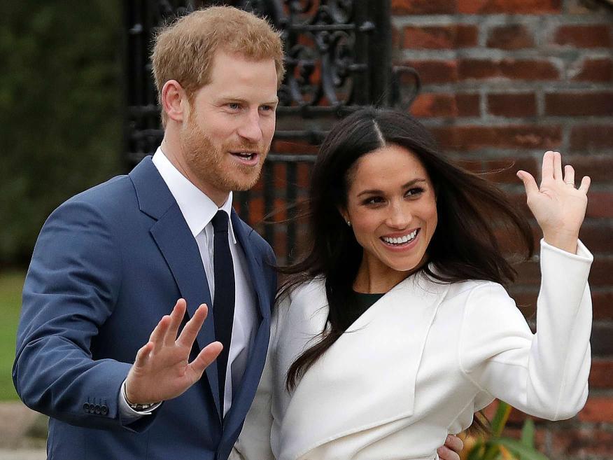 El príncipe Harry percibe una asignación de 450.000 libras al año del patrimonio de la princesa Diana de Gales.