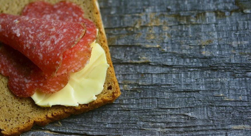 Snacks saludables