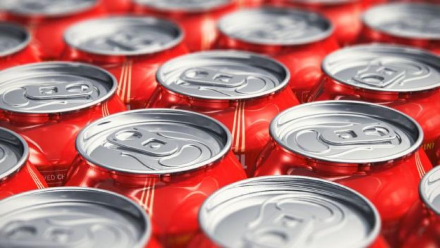 Limpiar manchas de la ropa con Coca Cola