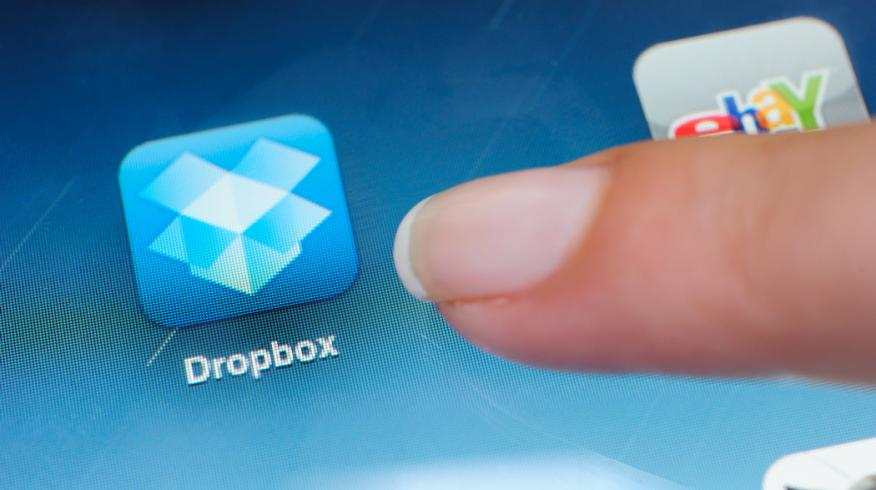 Dropbox Salida Bolsa