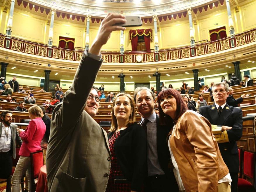 Felicidad congreso de los diputados
