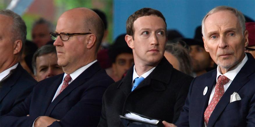 Mark Zuckerberg Getty