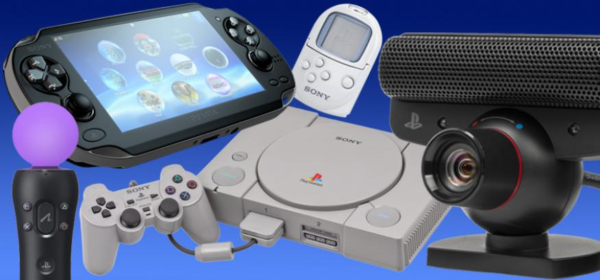 Productos de PlayStation