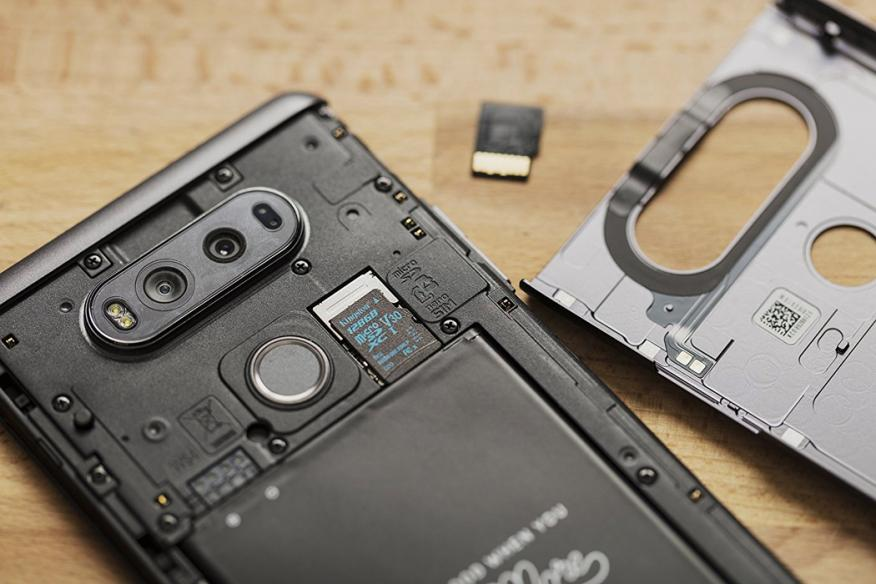 Tarjeta MicroSD Movil