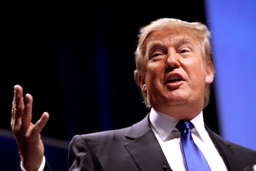 Trump, presidente de Estados Unidos