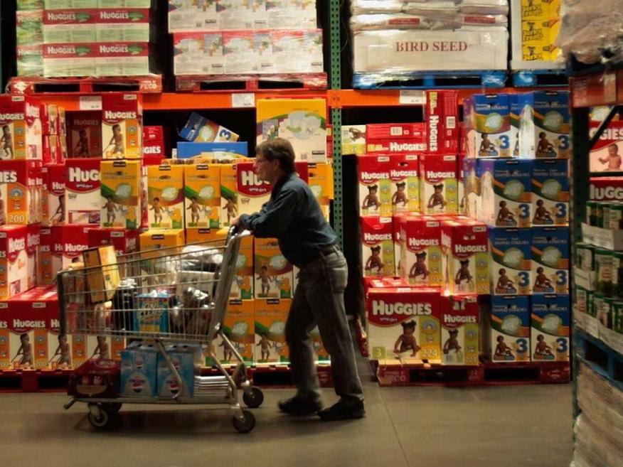 compra supermercado