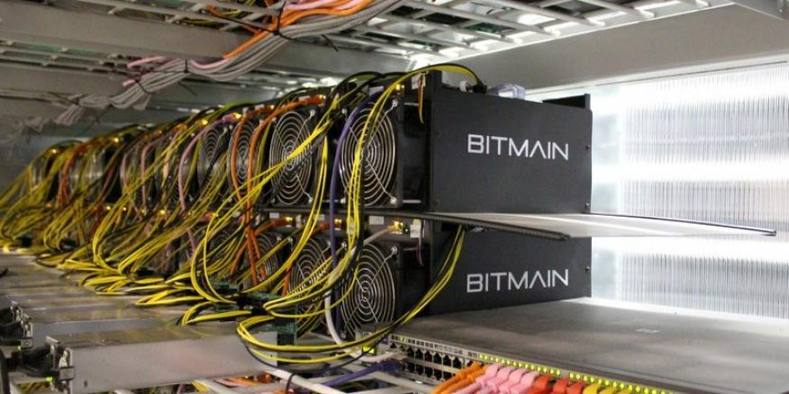 Nace la nueva máquina de Bitmain para minar criptomonedas, un equipo ASIC llamado Antminer E3.