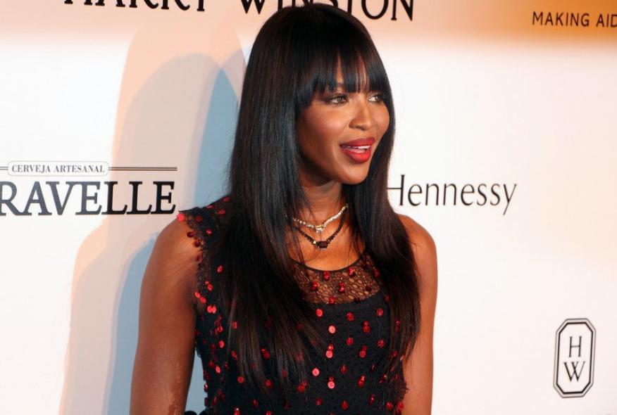 Naomi Campbell ha confesado haber seguido alguna dieta milagro a lo largo de su vida.