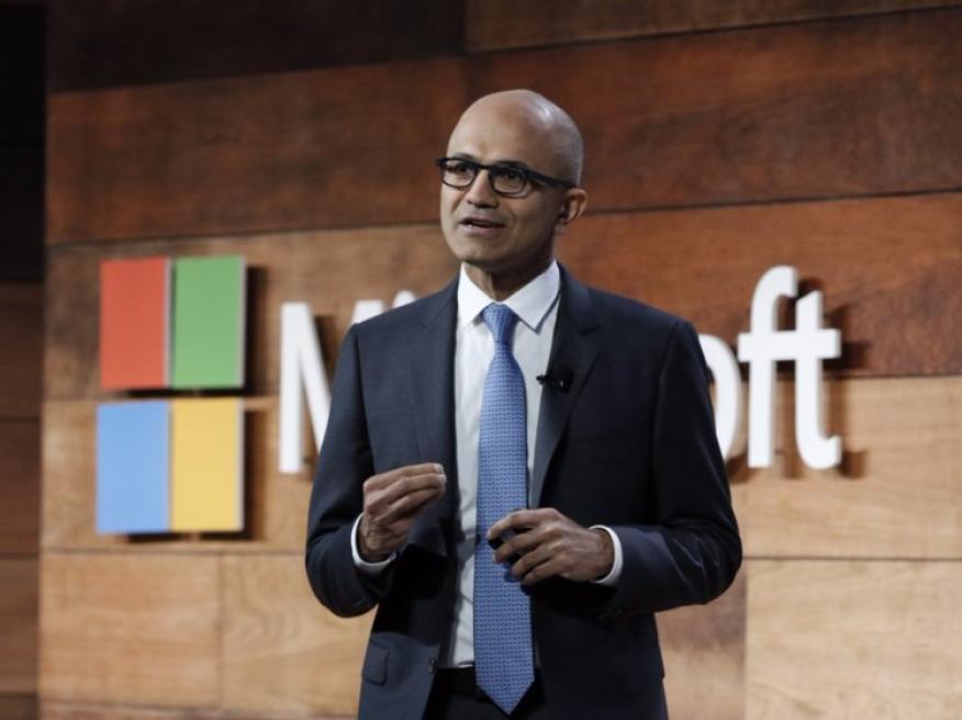 """Asistir a la escuela """"fue la mejor oportunidad que tuve en mi vida"""", declaró Satya Nadella, CEO de Microsoft."""