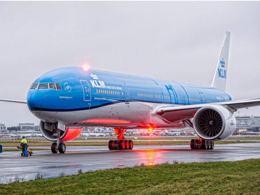 13. KLM